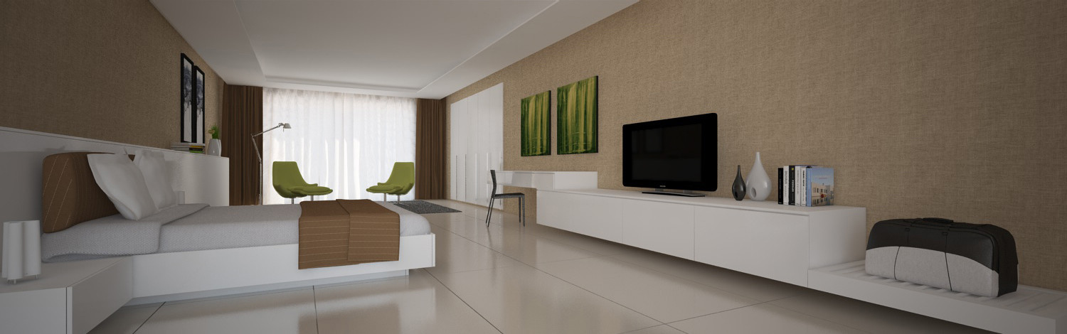 "Hotel Furniture, Suite ""Executive"" 